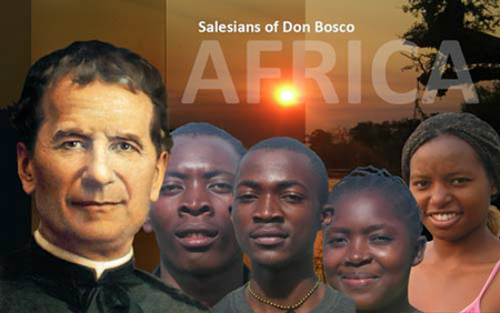 Salesians in Africa