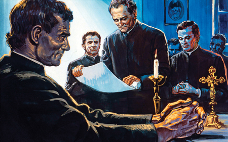 Formation of the Salesian Society
